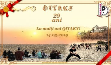 29 de ani de seriozitate și succese – QITAKY-QIGONG